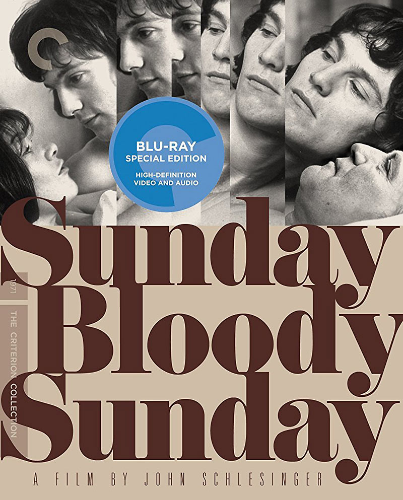 Sunday Bloody Sunday movie poster