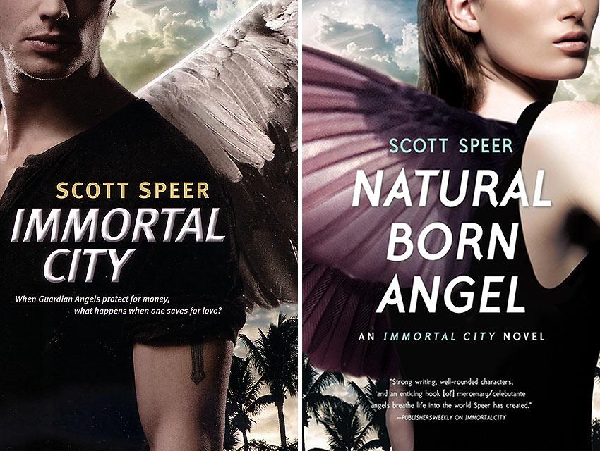 two of the novels written by Scott Speer