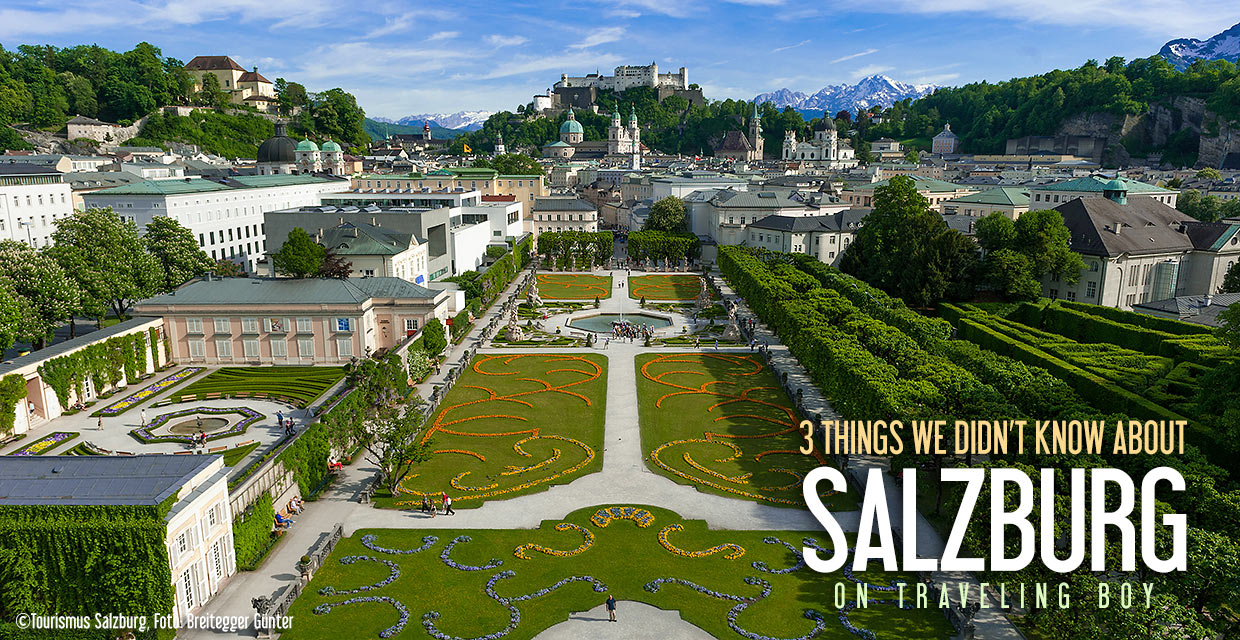 Mirabell Palace and Gardens, Salzburg