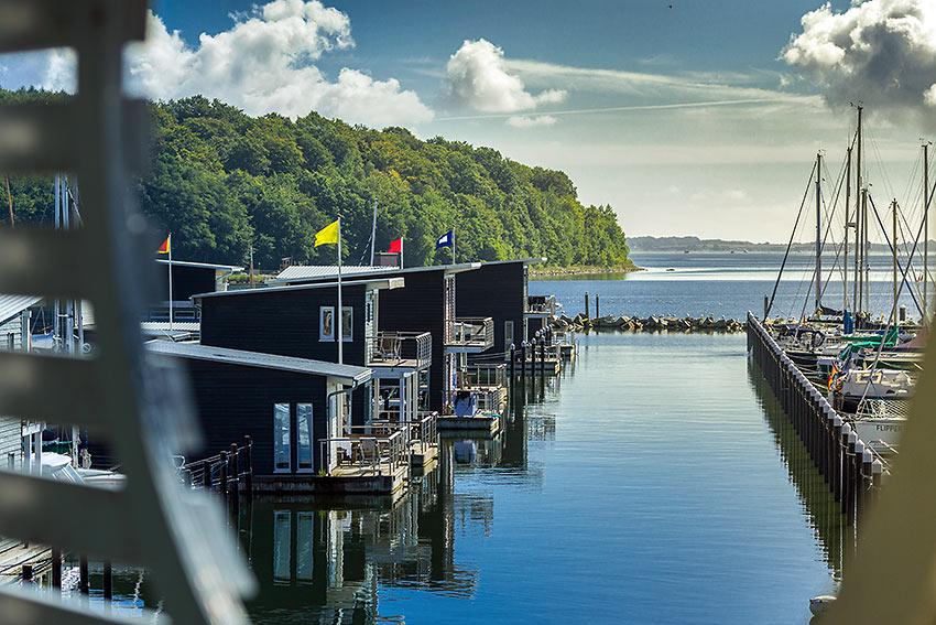 the Im-Jaich am Yachthafen/Wasserferienwelt in Putbus