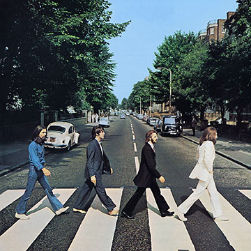 Abbey Road album cover art