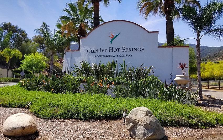 Glen Ivy Hot Springs, Corona, California