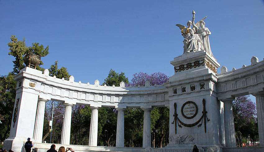 one of Mexico City's attractions