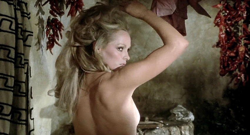 Ursula Andress in Red Sun