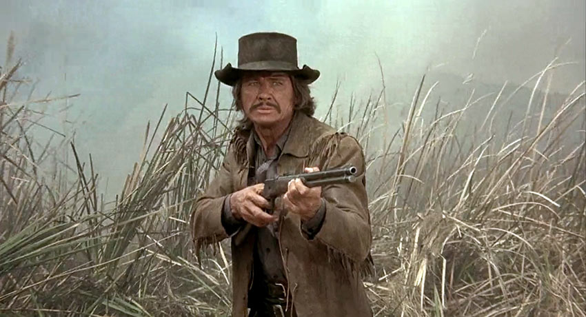 Charles Bronson in Red Sun