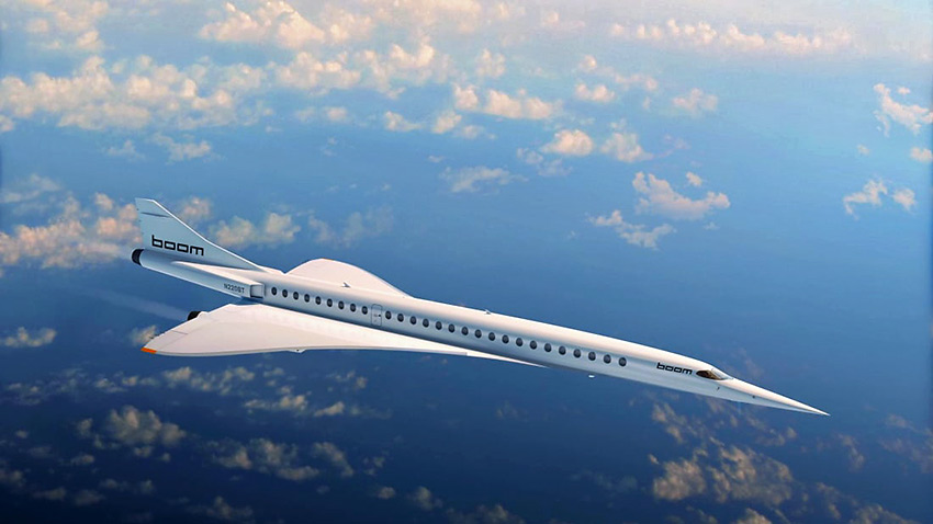 the Boom Supersonic XB-1