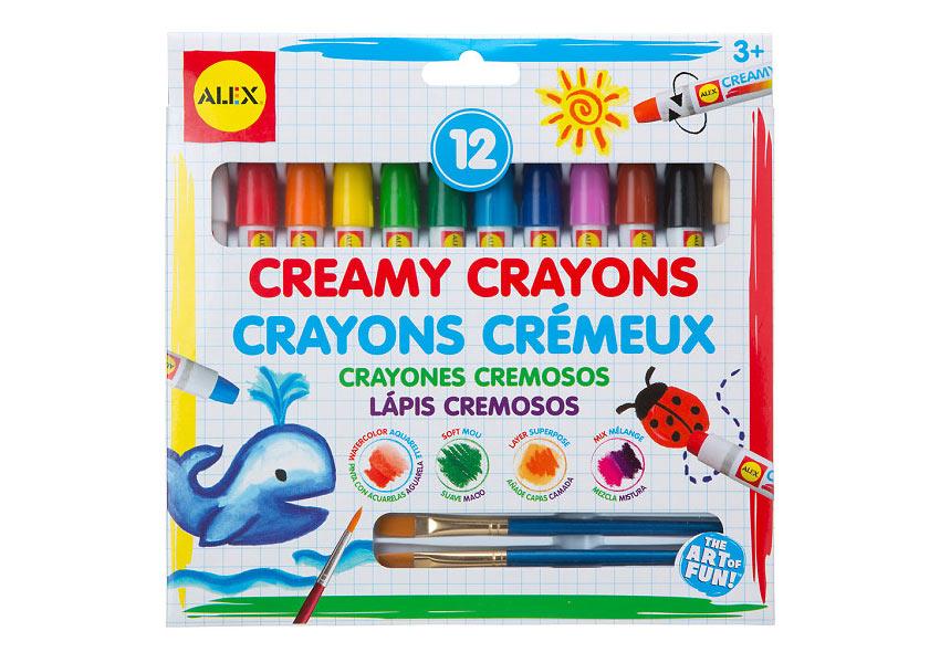 Alex Creamy Crayons