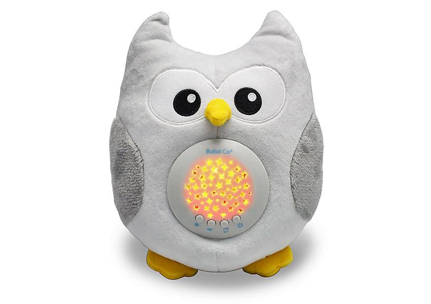 Bubzi, a stuffed owl
