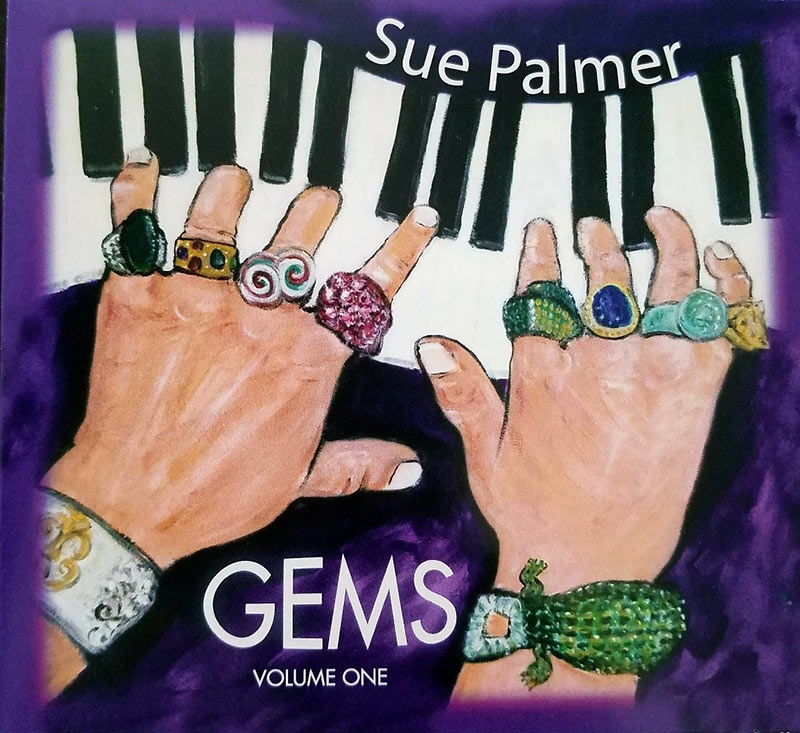Cover of Sue Palmer's Gems Volume 1 CD