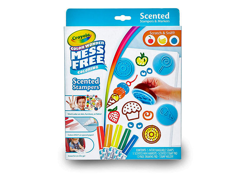 Crayola Color Wonder Mess Free Scented Stampers