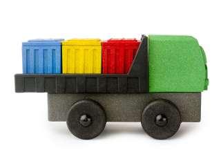 toy cargo truck