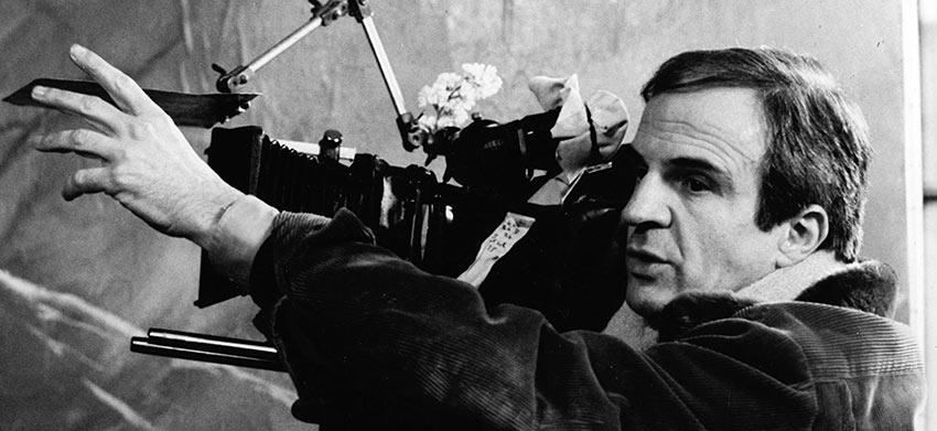 Director Francois Truffaut