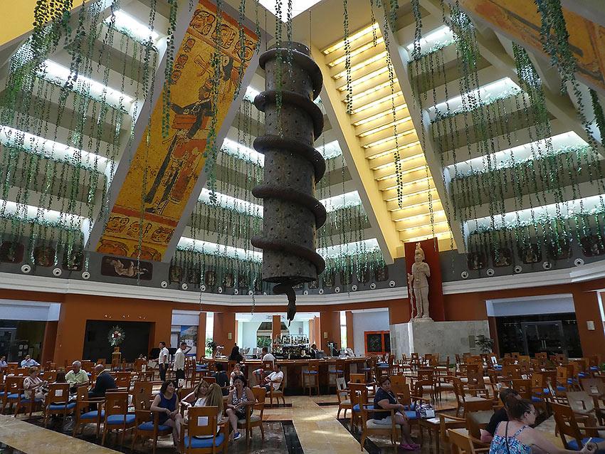 the Iberostar Paraiso Maya