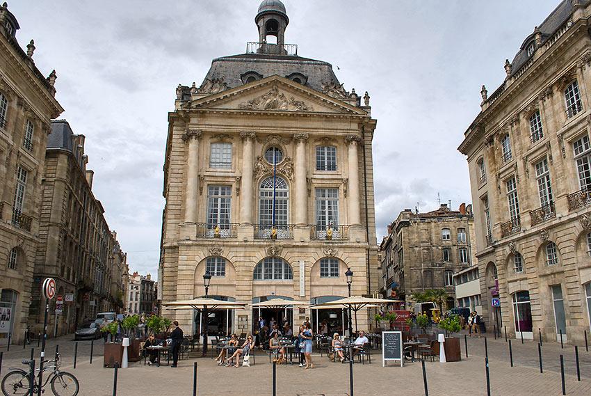 the Le Gabriel Restaurant
