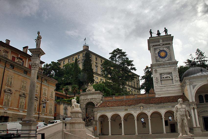 Udine main square