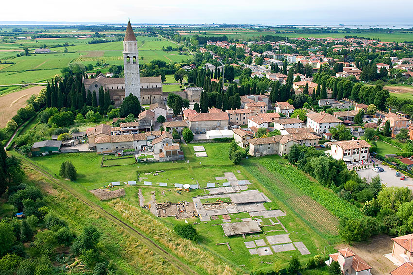Aquileia landscape