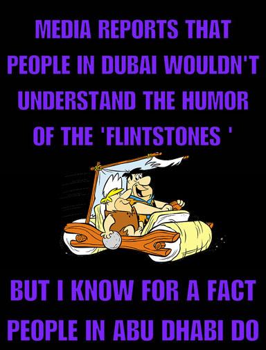 Don's Puns: Flintstones Humor