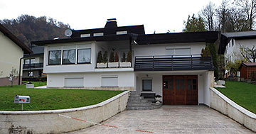 Melania Trump's family's house in Slovenia