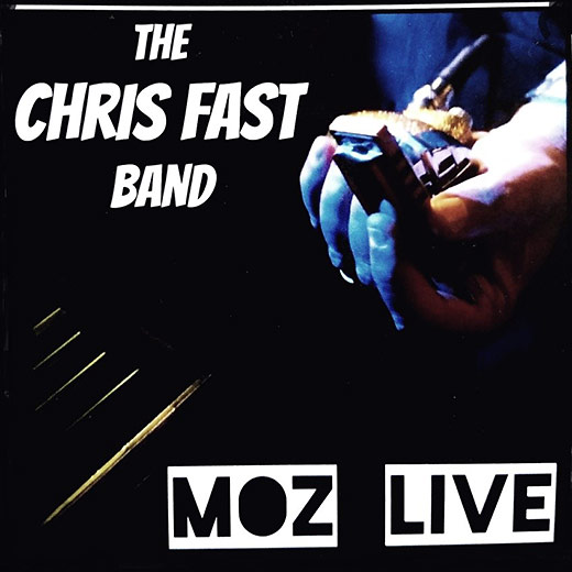 cover of the Christ Fast Band's 'Moz Live' CD