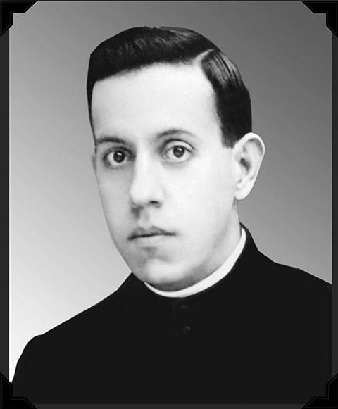 Padre José Ramón Miguel Agustín Pro Juárez