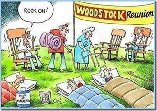 Parting Shot: Woodstock Reunion