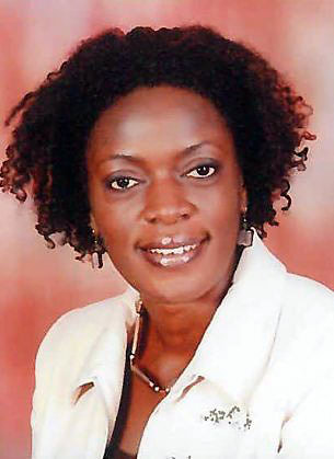 CEO of the Kenya Tourism Board: Dr. Betty Radier