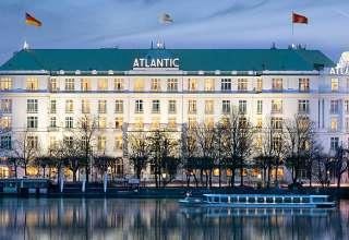 Hamburg's Atlantic Kempinski Hotel