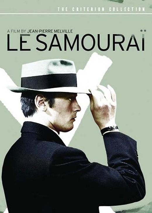 Le Samourai movie poster
