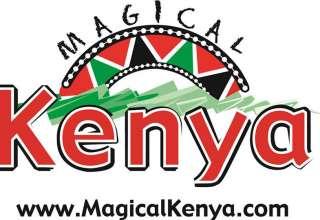 Magical Kenya logo