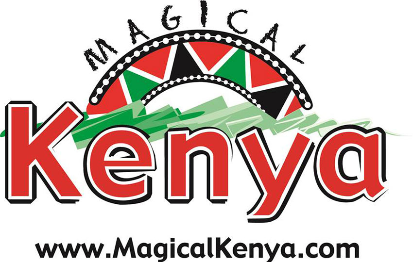 Magical Kenya logo