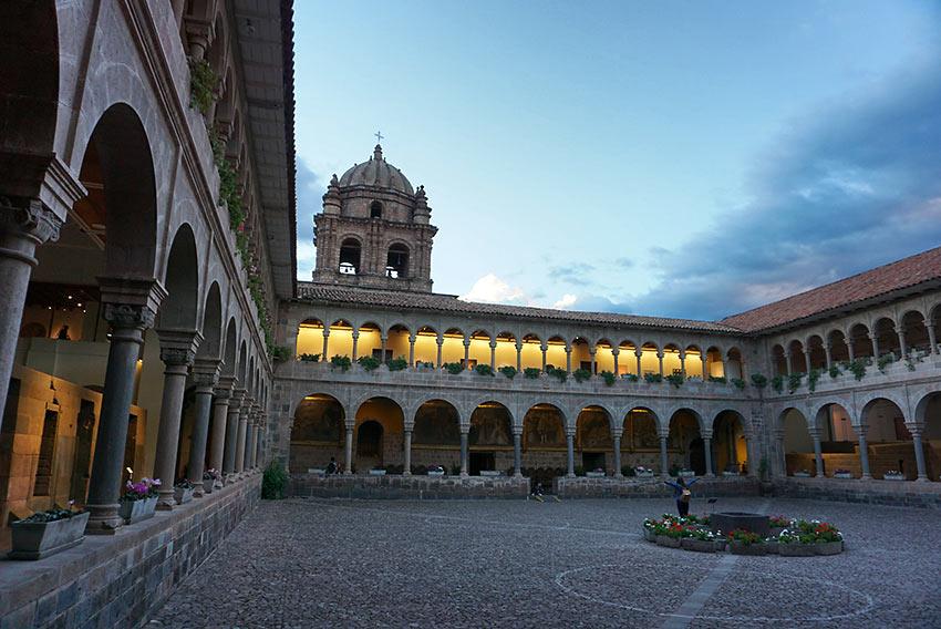 Plaza de Armas (central plaza) in Cusco