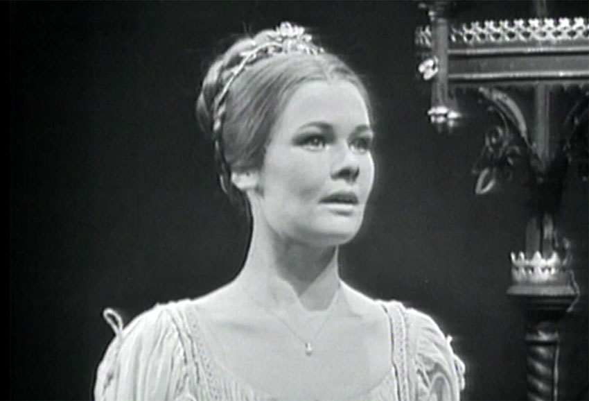 Dame Judi Dench in Anton Chekov's 'The Cherry Orchard'