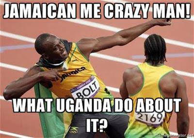Don's Puns: Usain Bolt