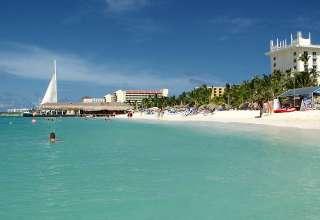 Aruba Palm Beach