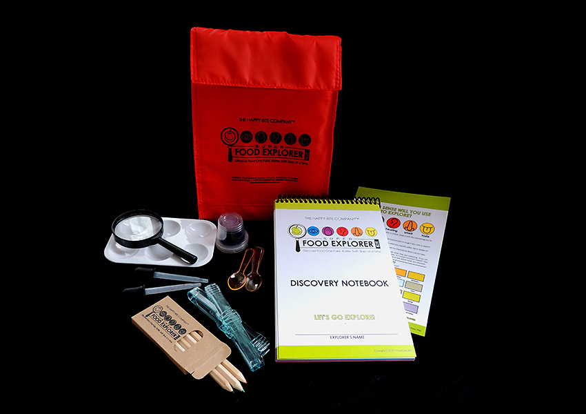 the Super Food Explorer Kit, created by Dina Rose Ph.D.