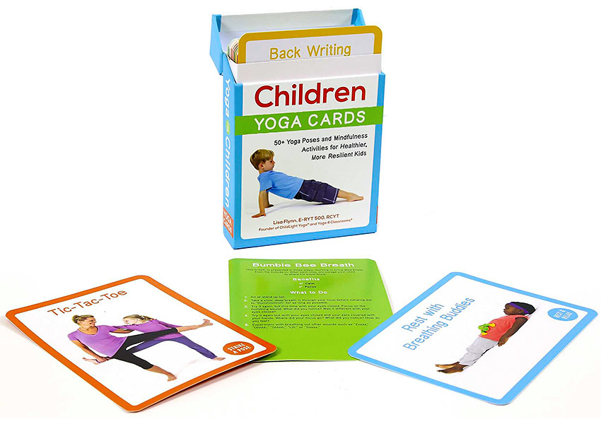 Yoga for Children – Yoga Cards, by Lisa Flynn