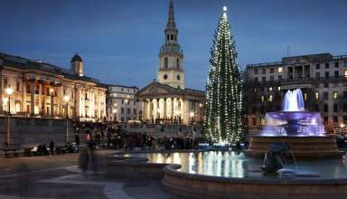 London Christmas preview