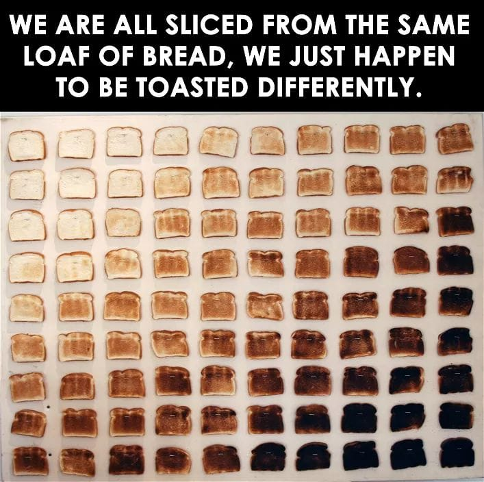 Good Thoughts: Toasted Differently