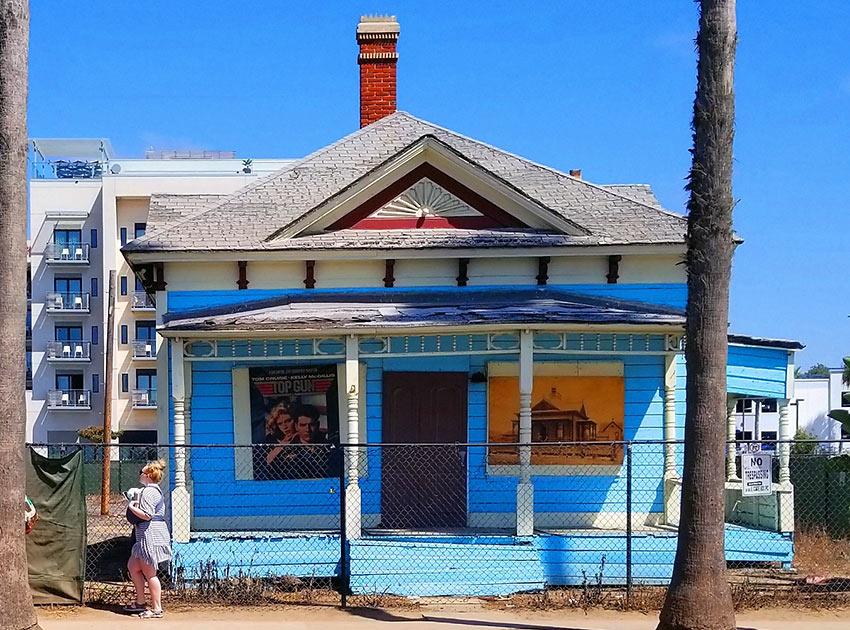 Top Gun movie house, Oceanside