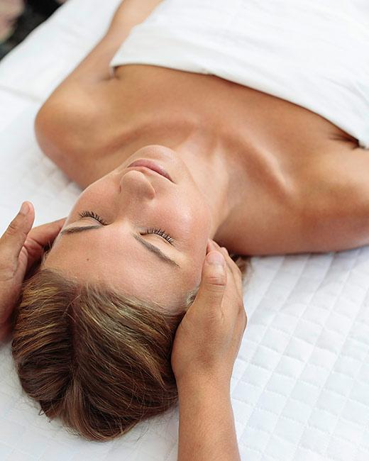 rejuvenating treatment at the Four SeasonsHotelWestlake Village's full-service spa
