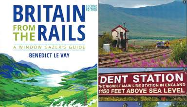 'Britain from the Rails' by Benedict Le Vay