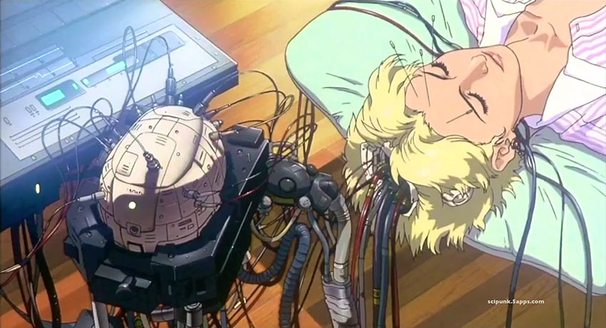 Ghost In The Shell 1995 A Look Back Traveling Boy