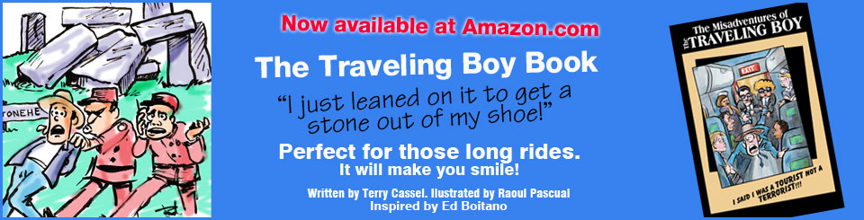 The Misadventures of the Traveling Boy: I said I was a Tourist Not a Terrorist