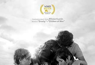 poster for the movie Roma
