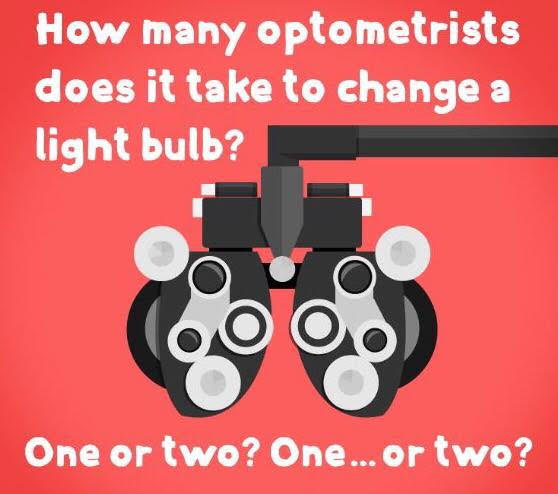 Parting Shots: Optometrists