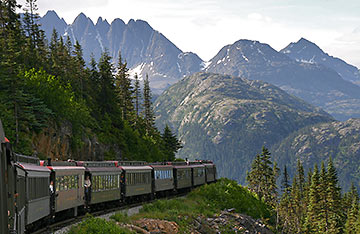 Skagway Train, Alaska