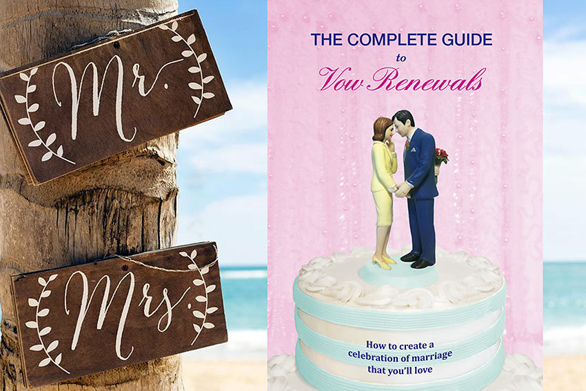 The Complete Guide to Vow Renewals book cover