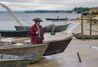 scene from the movie Zama