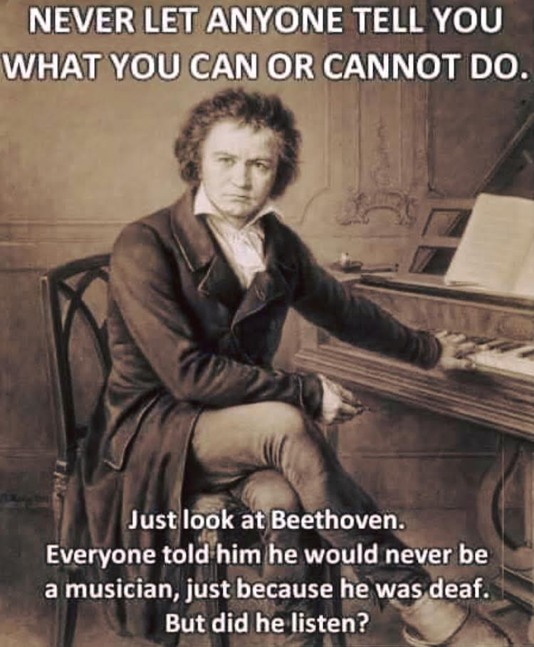 Heavy Thought of the Week: Beethoven