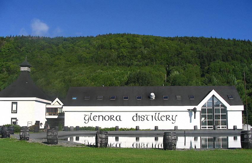 Glenora Distillery, Nova Scotia